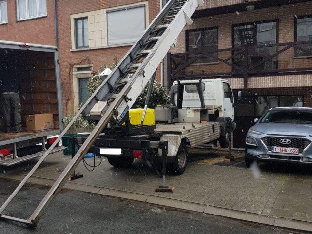 Déménagement Lift Bruxelles - Jette 1080